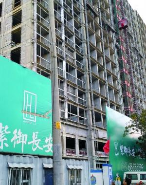 北京新房售楼处上演空城计:问题项目闭门谢客