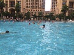 原动力欧景名城游泳池