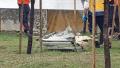 乌克兰军机坠毁 事故原因正在调查中