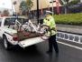 杭州:共享单车违停与机动车同罪 罚款10元