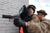 中俄联合反恐训练 武器射击各种弹药管够