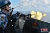 中国海军救出遭劫外籍船 专家:军力增长是福音
