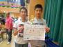 沈西育人学校勇夺香港机器人大赛季军