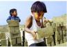 童工的黑色利益链