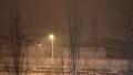 陕西昨日晚间迎降雪天气 榆林今晨积雪达12.2毫米