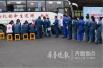 青岛市区首条无偿献血宣传专线开通 招募市民献爱心