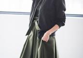 早春必败单品 多变风格裙装&优雅率性宽裤