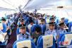 78名台湾籍电信诈骗嫌犯被广东警方带回广州