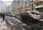 一户不同意修 12栋楼的生活污水全憋马路上了