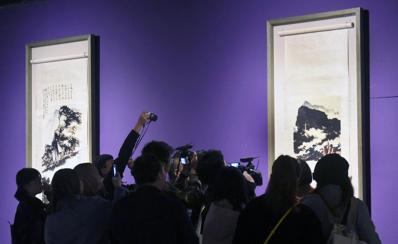 潘天寿诞辰120周年纪念大展即将在杭州开幕