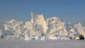 哈尔滨雪博会主塑震撼问世 长近300米创记录