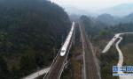 宜万铁路运行7周年