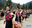 """贵州丹寨新年习俗:""""姑妈""""回娘家过苗年"""