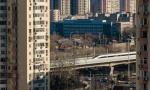 窗外的北京