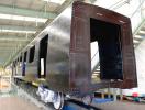 全球首创!我国成功研制全碳纤维复合材料地铁车体