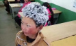 """云南""""冰花""""男孩冒冰霜上学造型走红:步行4.5公里,系留守儿童"""