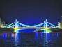 黄冈三台河大桥改造后通车 新老城区交通压力有望缓解