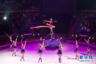 第12届布达佩斯国际马戏节9日开幕