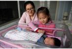 国家统计局:2017年出生人口中 二孩占半数以上