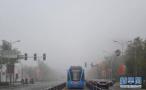 辽宁今日大范围风雪来袭 雪后降温8-10℃