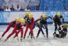 中国短道半小时4次被判犯规 教练:还是队员自己有问题