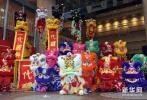 龙狮飞腾迎新春——走近香港舞龙舞狮队