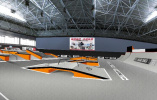 中国滑板俱乐部联赛总决赛暨国际滑板公开赛4月即将开赛