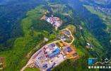 中国首个大型页岩气田建成 年产能100亿立方米
