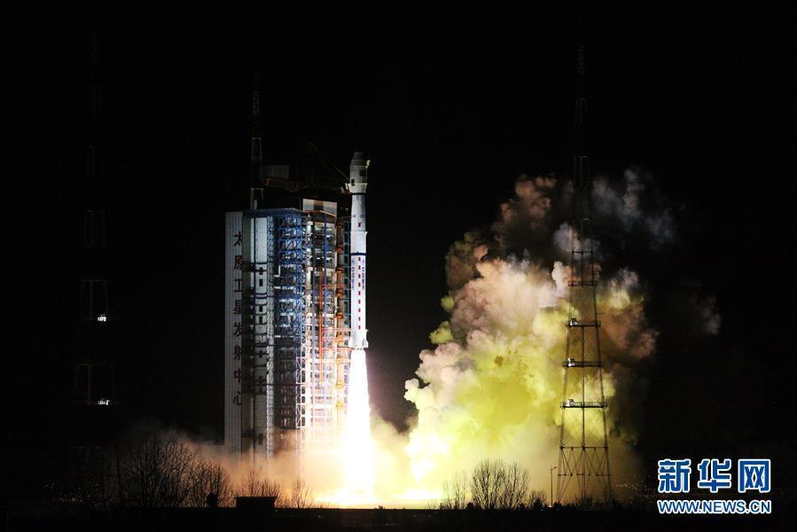 北京赛车pk10注册登录:中国遥感卫星地面站实现高分一号02、03、04卫星数据接收