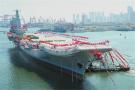 """首艘国产航母海试在即 """"双航母""""将壮大中国海军战力"""