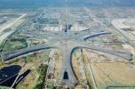 民航局:北京新机场飞行区等主体工程年内基本完工