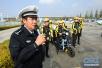 廊坊:800余名外卖骑手 共赴红门学消防