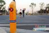 南昌推智能交通系统 行人闯红灯发警告