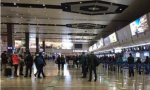 """哈尔滨机场""""五一""""运客16万人次 同比去年增长12%"""