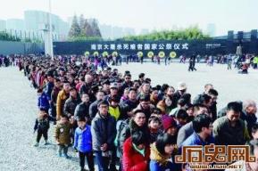 幸存者忆南京大屠杀:外公因手上有老茧被日军枪杀