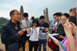 特别报道:地震被埋172小时奇迹获救,十年后他远赴上海谢恩