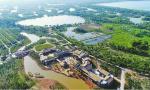 济西湿地开园倒计时 经过5年多的生态修复及后期涵养已初具规模