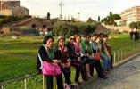 """中国大妈足迹遍布全球103个国家,""""旅游力""""远超同龄男性"""