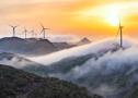 绿色能源风电美