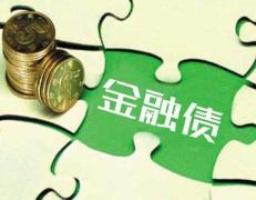 中原银行发行15亿金融债