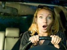 男人和女人开车的区别