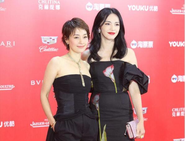 上海国际电影节红毯