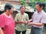 """2亩瓜被砍瓜农获1.7万捐款 他却用来为村民打""""爱心""""井"""