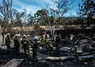 智利一养老院失火
