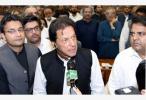 伊姆兰·汗宣誓就职巴基斯坦总理 声称将开启严厉的问责制度