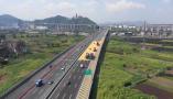 杭金衢改扩建一期工程全线通车 杭州到金华一马平川