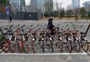 """杭州""""共享单车""""管理再升级:在写字楼区域启用专用停车点"""