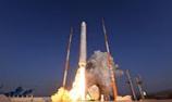 韩国自研火箭引擎试验成功