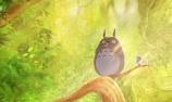 """""""森林之神""""版海报"""