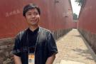 """温州人池浚:我在故宫""""修""""戏曲 让宫廷戏曲""""活""""起来"""